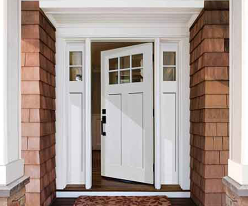 North Star Craftsman Doors