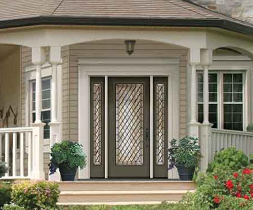 Belmont Fiberglass Doors 1