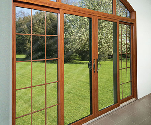 North Star Sliding Patio Doors