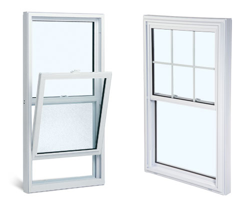 North Star Single Hung Windows